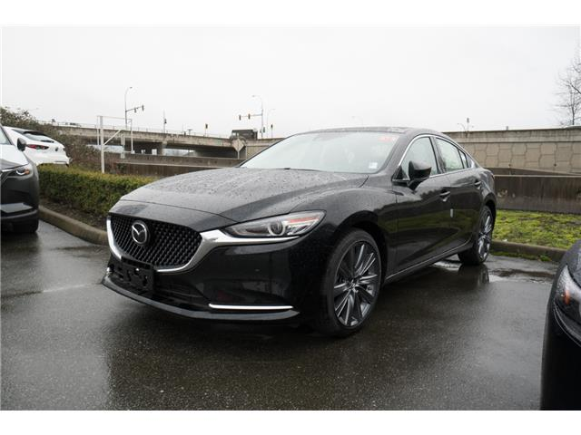 2020 Mazda MAZDA6 GT (Stk: 20M015) in Chilliwack - Image 1 of 2