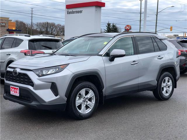 2019 Toyota RAV4 LE (Stk: W4950) in Cobourg - Image 1 of 22
