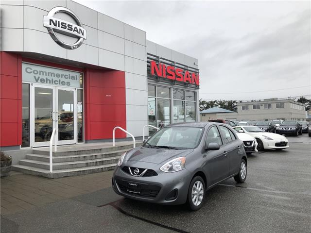 2019 Nissan Micra SV (Stk: N90-8147) in Chilliwack - Image 1 of 1