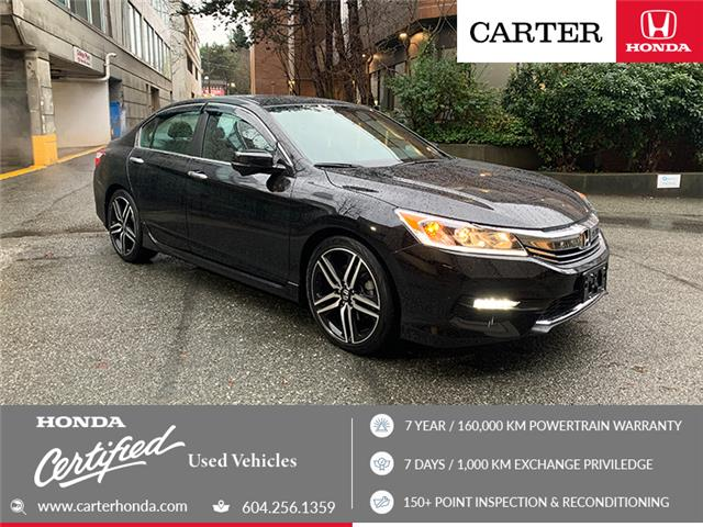2017 Honda Accord Sport (Stk: B85250A) in Vancouver - Image 1 of 24