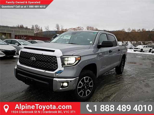 2020 Toyota Tundra Base (Stk: X878844) in Cranbrook - Image 1 of 24