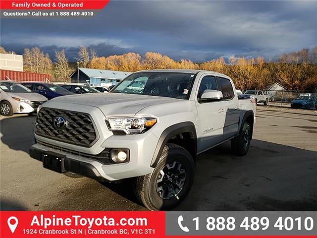 2020 Toyota Tacoma Base (Stk: X216165) in Cranbrook - Image 1 of 26