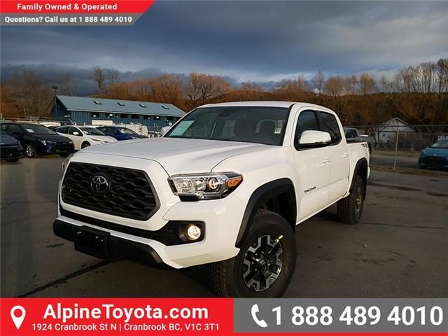 2020 Toyota Tacoma Base (Stk: X219150) in Cranbrook - Image 1 of 24
