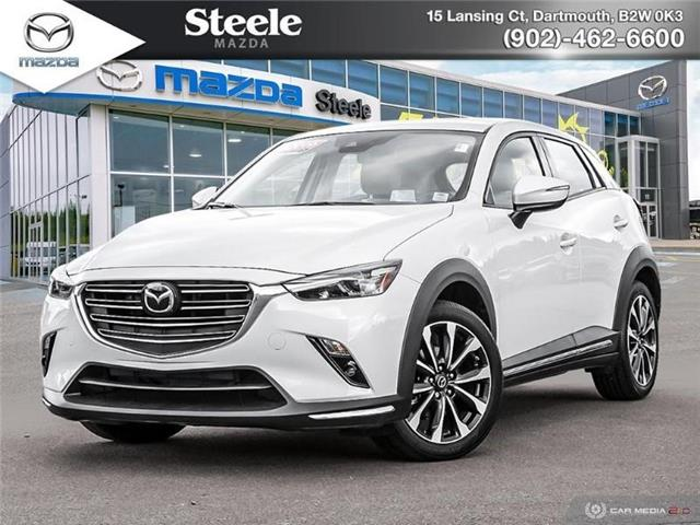 2019 Mazda CX-3 GT (Stk: 637301A) in Dartmouth - Image 1 of 25