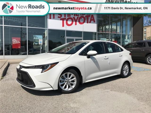 2020 Toyota Corolla XLE (Stk: 34384) in Newmarket - Image 1 of 18