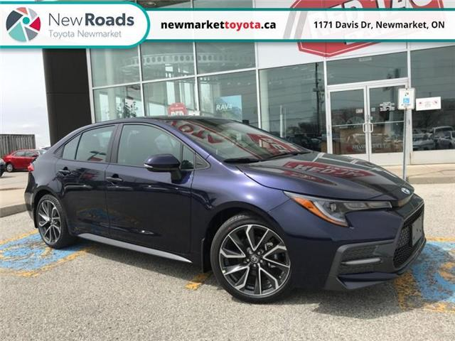 2020 Toyota Corolla SE (Stk: 34648) in Newmarket - Image 1 of 18