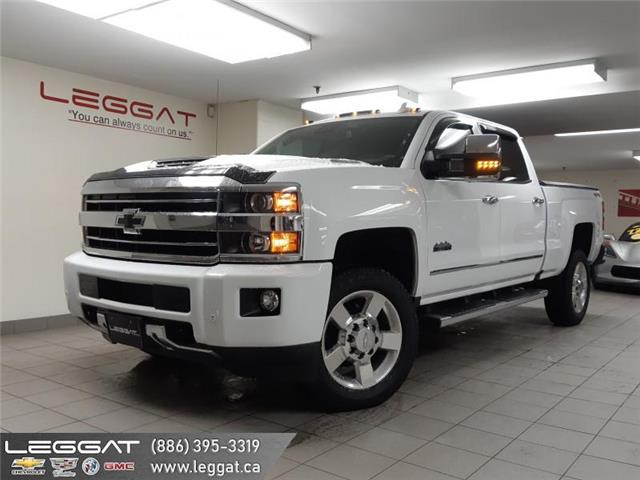 2019 Chevrolet Silverado 2500HD High Country (Stk: 95554) in Burlington - Image 1 of 19
