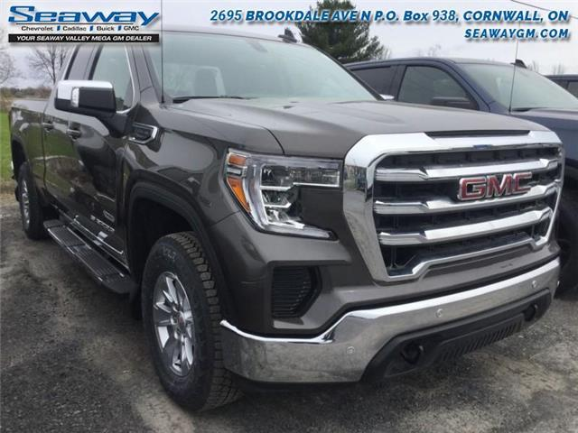 2019 GMC Sierra 1500 SLE (Stk: 19166) in Cornwall - Image 1 of 1