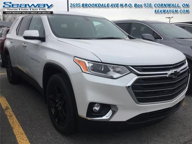 2019 Chevrolet Traverse LT (Stk: 19430) in Cornwall - Image 1 of 1