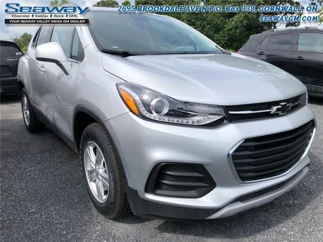 2019 Chevrolet Trax LT (Stk: 19547) in Cornwall - Image 1 of 1