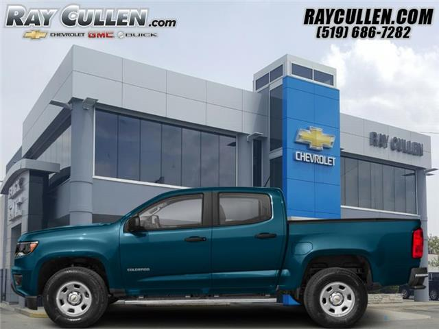 2020 Chevrolet Colorado Z71 (Stk: 133204) in London - Image 1 of 1