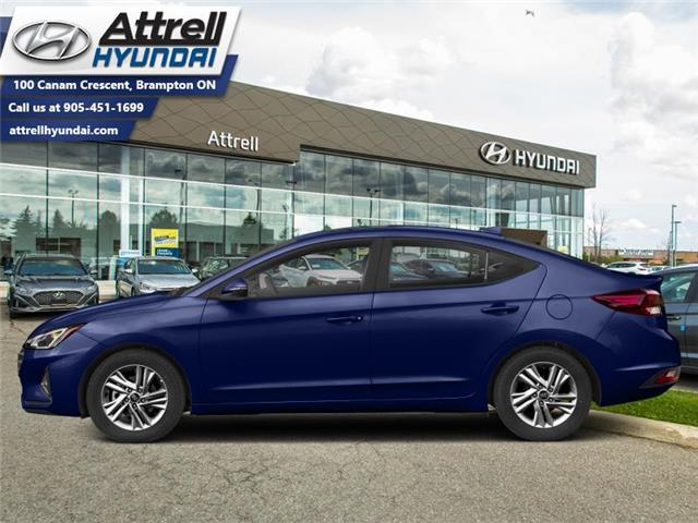 2020 Hyundai Elantra Preferred w/Sun & Safety Package IVT (Stk: 34045) in Brampton - Image 1 of 1
