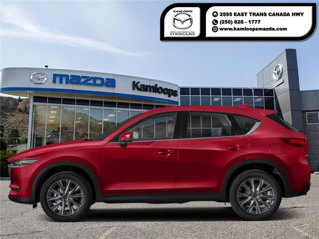 2020 Mazda CX-5 GT (Stk: YL020) in Kamloops - Image 1 of 1