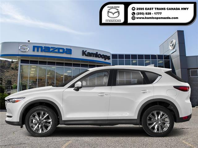 2020 Mazda CX-5 Signature (Stk: YL037) in Kamloops - Image 1 of 1