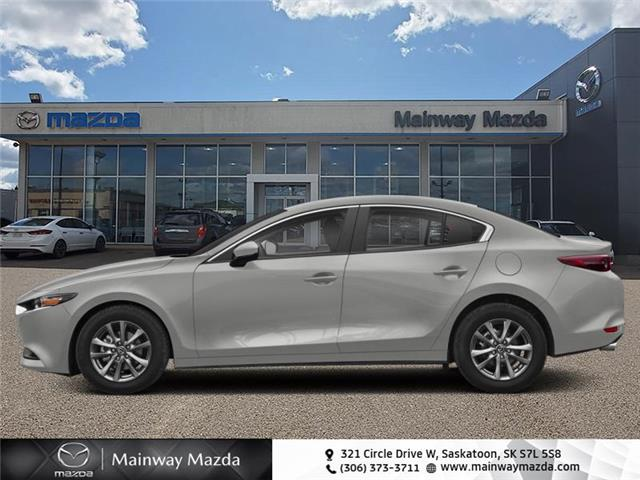 2019 Mazda Mazda3 GS Auto FWD (Stk: M19140) in Saskatoon - Image 1 of 1
