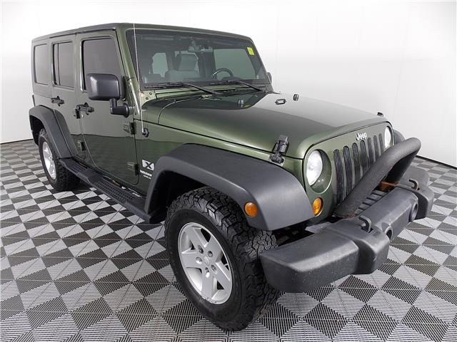 2008 Jeep Wrangler Unlimited X 1J4GA39198L644321 P19-164A in Huntsville