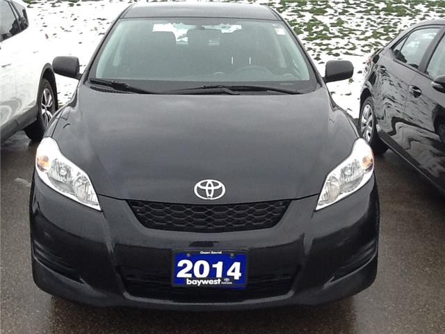 2014 Toyota Matrix Base (Stk: 19202a) in Owen Sound - Image 1 of 4