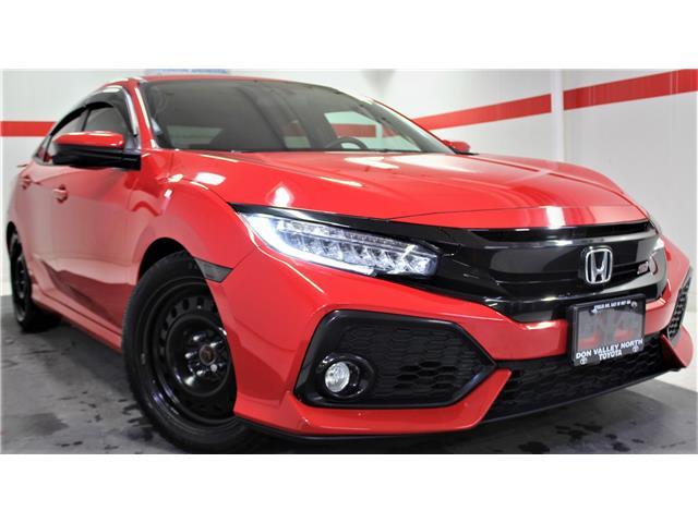 2017 Honda Civic Si (Stk: 300235S) in Markham - Image 1 of 23