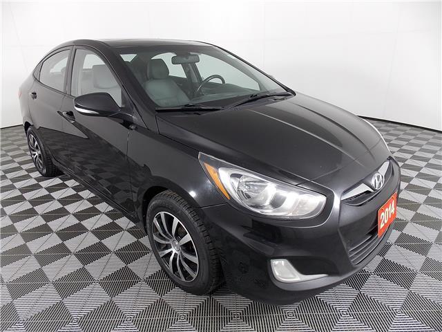 2014 Hyundai Accent GLS KMHCU4AE3EU747283 120-080A in Huntsville