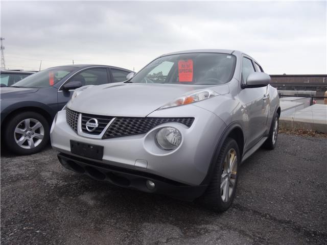 2013 Nissan Juke SV (Stk: DT208565) in Cobourg - Image 1 of 3