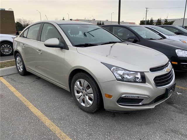 2016 Chevrolet Cruze Limited 1LT (Stk: G7108373) in Sarnia - Image 1 of 2