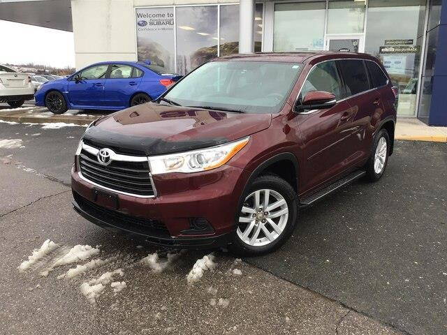 2014 Toyota Highlander LE (Stk: S4189A) in Peterborough - Image 1 of 19