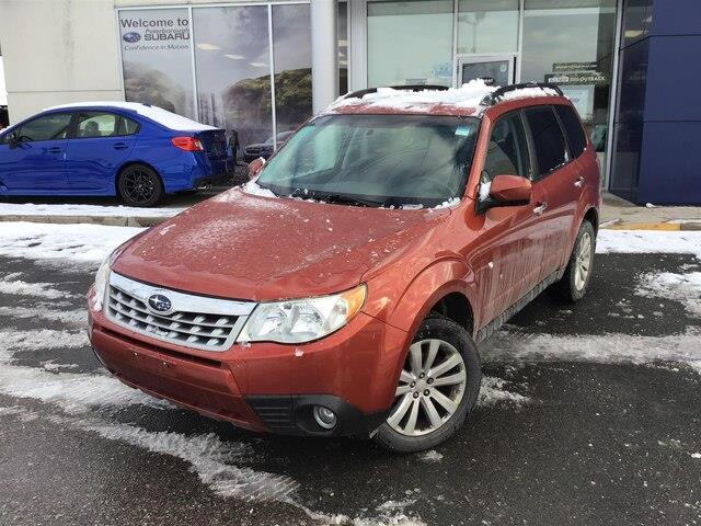 2011 Subaru Forester 2.5 X Limited Package (Stk: S4182A) in Peterborough - Image 1 of 16