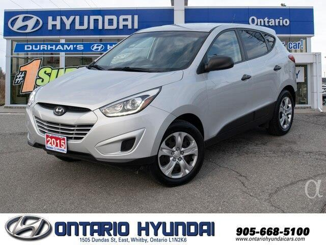 2015 Hyundai Tucson GL (Stk: 78047K) in Whitby - Image 1 of 17