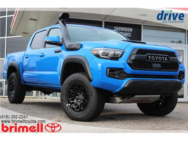 2019 Toyota Tacoma TRD Off Road (Stk: 197215) in Scarborough - Image 1 of 25