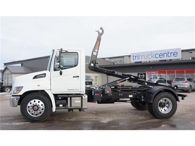 2020 Hino 338 - 187 w/XR10 MULTILIFT HOOKLIFT  SYSTEM  (Stk: HLTW15707) in Barrie - Image 1 of 11
