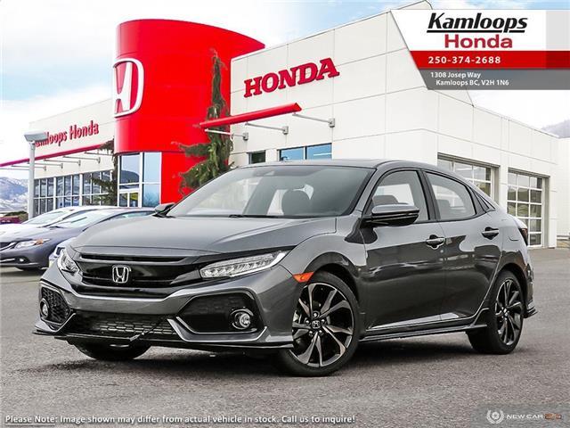 2020 Honda Civic Sport Touring (Stk: N14810) in Kamloops - Image 1 of 23