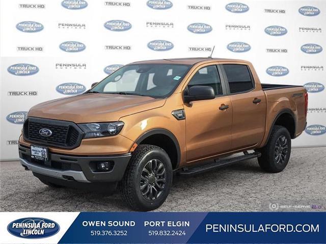 2019 Ford Ranger XLT (Stk: 19RA42) in Owen Sound - Image 1 of 26