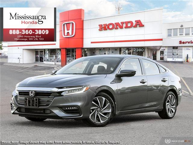 2020 Honda Insight Touring (Stk: 327573) in Mississauga - Image 1 of 23