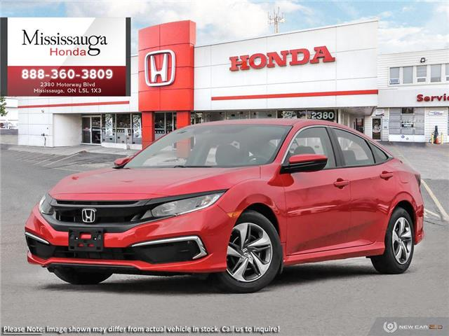 2020 Honda Civic LX (Stk: 327564) in Mississauga - Image 1 of 23
