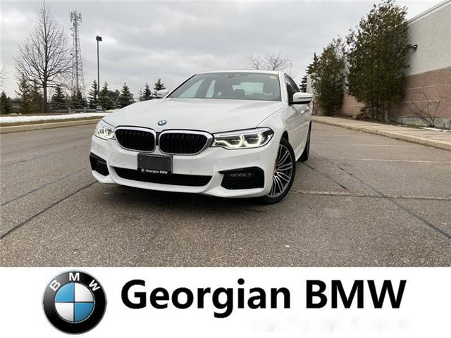 2019 BMW 530i xDrive (Stk: P1562) in Barrie - Image 1 of 14
