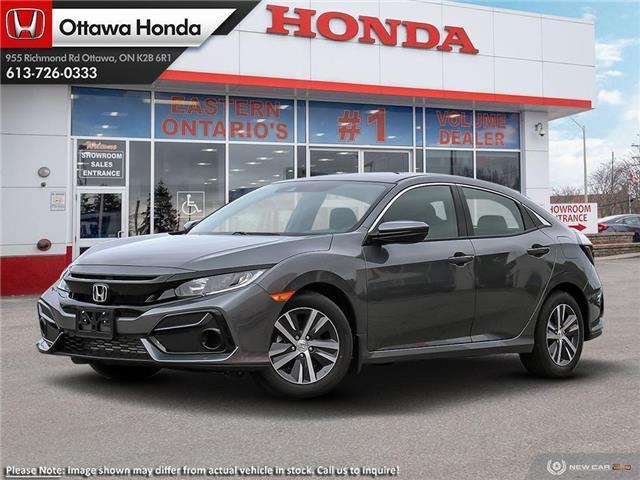2020 Honda Civic LX (Stk: 331950) in Ottawa - Image 1 of 23