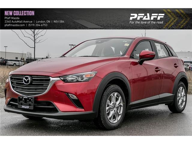 2020 Mazda CX-3 GS (Stk: LM9417) in London - Image 1 of 12