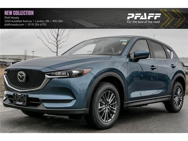2020 Mazda CX-5 GS (Stk: LM9424) in London - Image 1 of 12