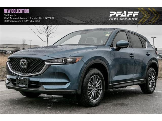 2020 Mazda CX-5 GS (Stk: LM9457) in London - Image 1 of 12