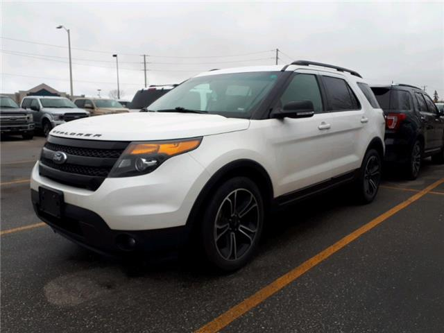 2015 Ford Explorer Sport (Stk: FGC30380) in Sarnia - Image 1 of 4