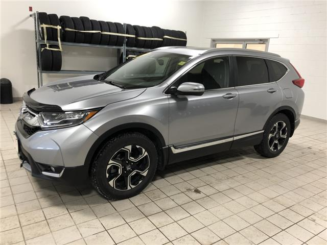 2017 Honda CR-V Touring (Stk: 20078A) in Steinbach - Image 1 of 18