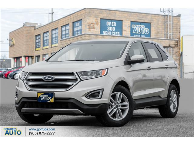 2018 Ford Edge SEL (Stk: B96663) in Milton - Image 1 of 18