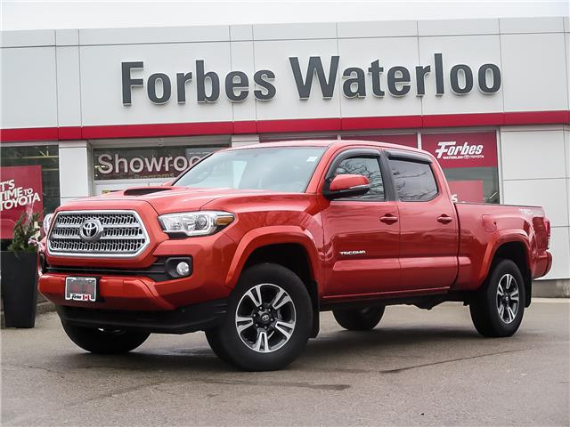 2017 Toyota Tacoma SR5 (Stk: 05102R) in Waterloo - Image 1 of 21