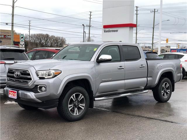 2016 Toyota Tacoma Limited (Stk: W4921) in Cobourg - Image 1 of 24