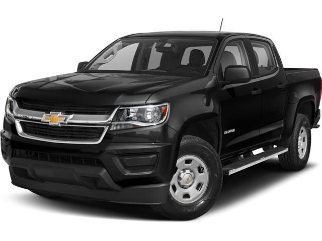 2020 Chevrolet Colorado WT (Stk: F-XKRXCK) in Oshawa - Image 1 of 1