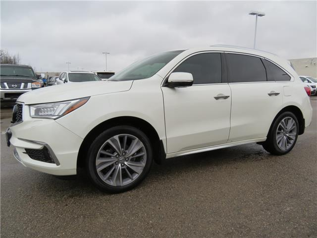 2017 Acura MDX Elite Package (Stk: X8041A) in London - Image 1 of 21
