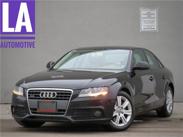 2009 Audi A4  (Stk: 3262) in North York - Image 1 of 30