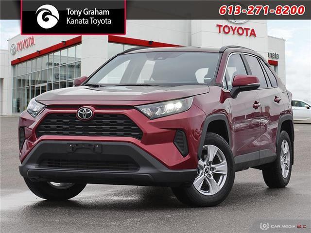2019 Toyota RAV4 LE (Stk: B2911) in Ottawa - Image 1 of 28