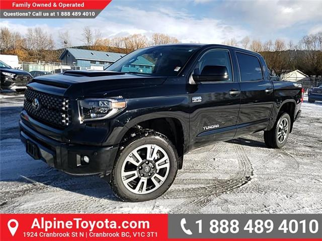 2020 Toyota Tundra Base (Stk: X872802) in Cranbrook - Image 1 of 24