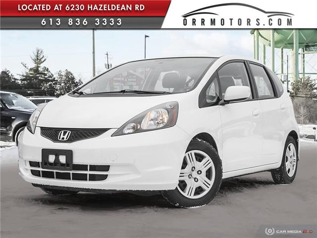 2013 Honda Fit LX (Stk: 5951-1) in Stittsville - Image 1 of 27
